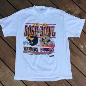 Vintage Rose Bowl